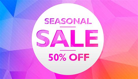 seasonal sale offer and discount banner poster template ...