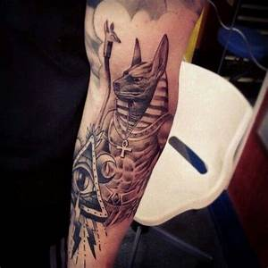 45 Egyptian Tattoos That Are Bold and Fierce (With Meaning)