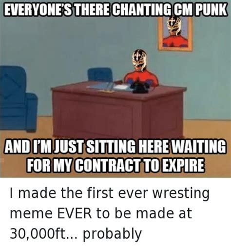 First Meme Ever - 25 best memes about cm punk cm punk memes