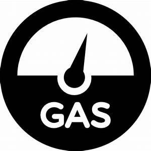 Gas level - Free interface icons