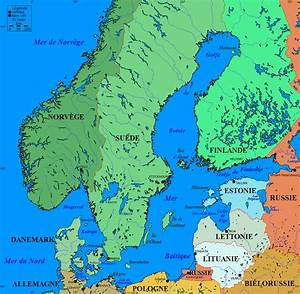 Liste Des Villes Du Nord : mer baltique carte ~ Medecine-chirurgie-esthetiques.com Avis de Voitures
