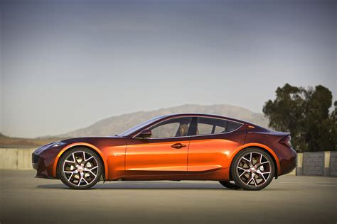 Fisker Automotive Unveils The All-new Fisker Atlantic In