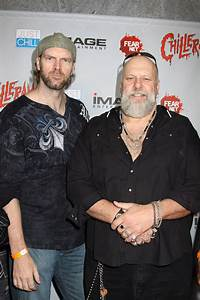 Tyler Mane and R.A. Mihailoff at the World Premiere of ...
