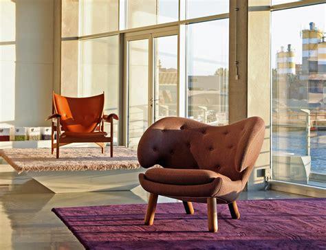 finn juhl pelican leather chair 187 gadget flow