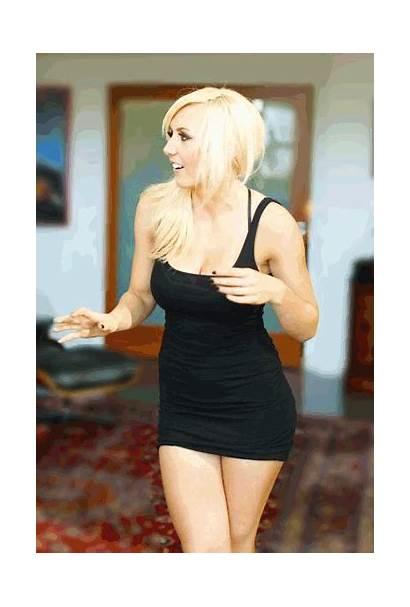 Jessica Nigri Imgur Gifs Strip Stripping Boobs
