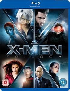 X-Men Trilogy Blu-ray Zavvi com