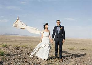 One-of-a-Kind Marfa Texas Wedding: Michelle + Tyler
