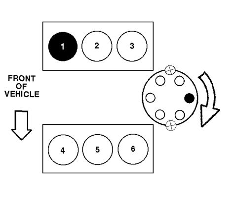 Ford Taurus Plug Wire Diagram Auto Parts