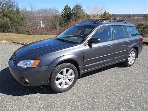 Find Used 2007 Subaru Legacy Outback