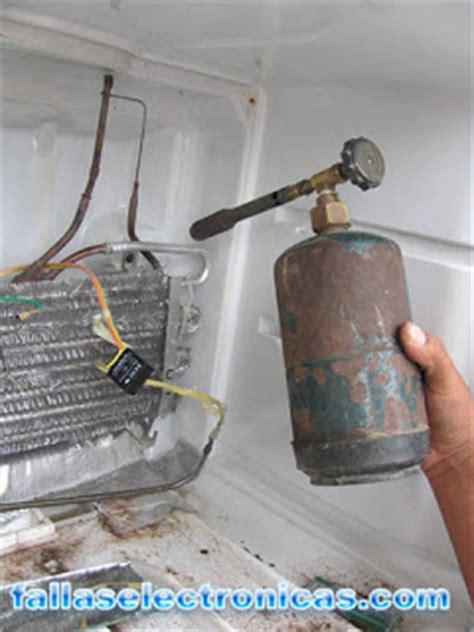 refrigerador mabe no congela no enfr 237 a fallaselectronicas