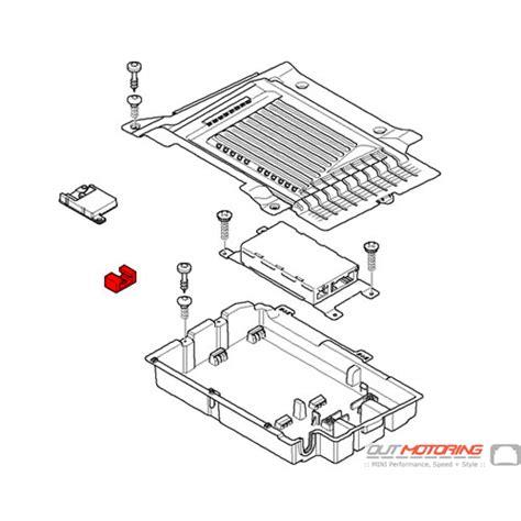 07129904437 MINI Cooper Replacements Prestol-Cage - MINI Cooper Accessories + MINI Cooper Parts