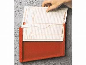 Porte Document Mural : porte documents mural transparent en aluminium format a4 contact seton ~ Teatrodelosmanantiales.com Idées de Décoration