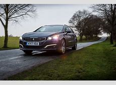 Peugeot 508 SW GT Review A Very Modern & Efficient Diesel