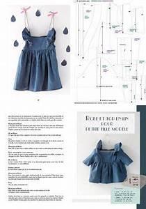 robes tabliers pour les petites 5039s tuto patron With patron de robe de chambre pour petite fille