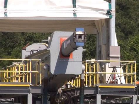 navy tests  crazy electromagnetic railgun
