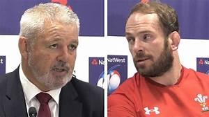 Warren Gatland & Alu Wyn Jones Full Pre-Match Press ...