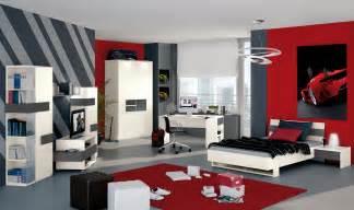 modernes jugendzimmer design jugendzimmer mit bett 140 x 200 cm weiss anthrazit woody 129 00003 ebay
