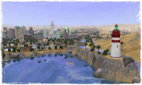 sims novas cidades