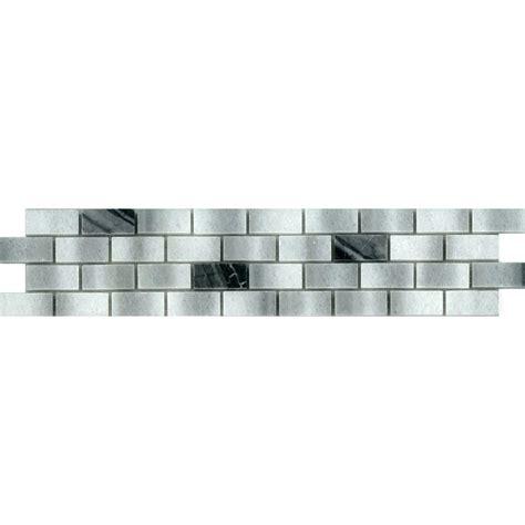 daltile snow illusion 2 5 8 in x 12 in ceramic