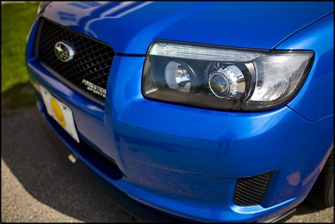 projector headlights subaru forester owners forum