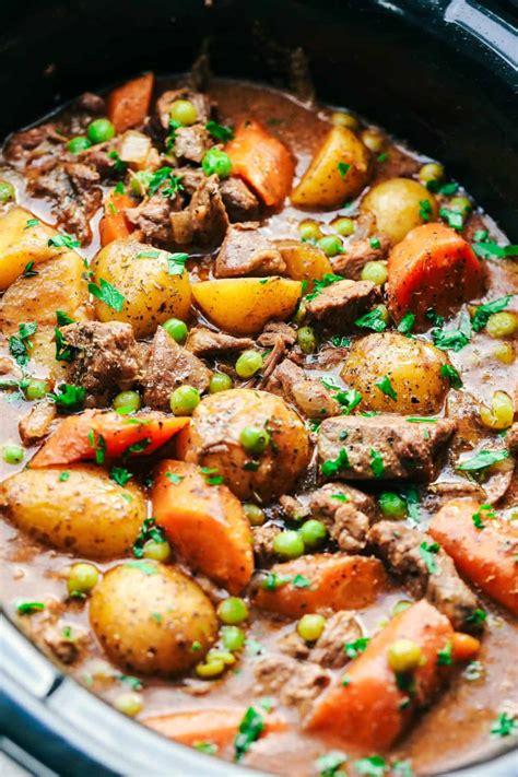 best cooker beef stew the recipe critic