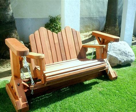 wood glider rocker plans adirondack glider chair plans