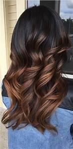Ombré Hair Blond Foncé : tonos de cabello para morenas 7 peinados ~ Nature-et-papiers.com Idées de Décoration
