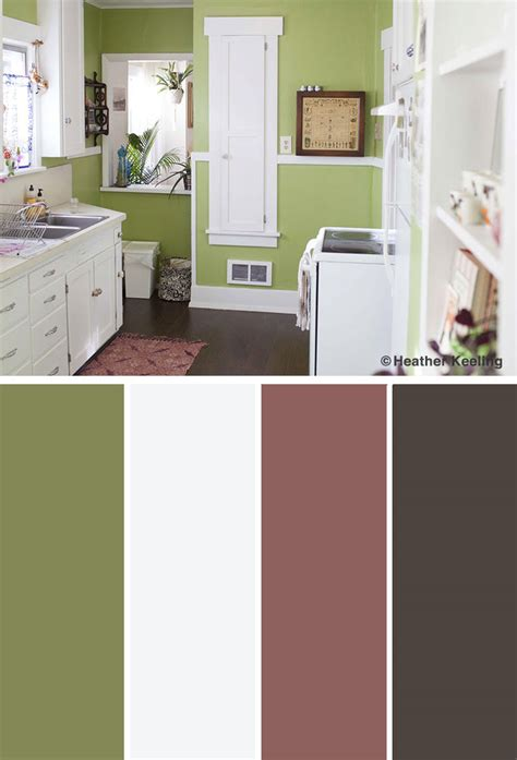 Color Ideas White Walls by 10 Stylish Green Color Combinations And Photos Shutterfly