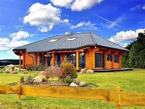 Alaska Haus Kaufen : l on wood holz blockhaus haus alaska ~ Whattoseeinmadrid.com Haus und Dekorationen