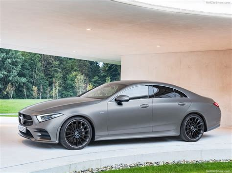 Mercedes Benz 2019 : 2019 Mercedes-benz Cls Wallpapers, Pics, Pictures, Images