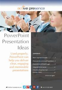 Presentation Design | Free Advice | PowerPoint ...