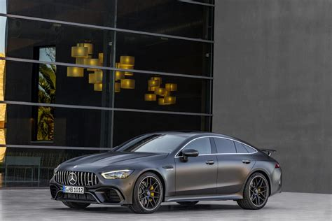 official  mercedes amg gt  door coupe