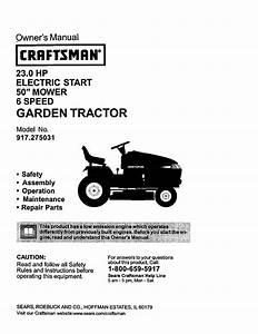 Craftsman Riding Mower Parts Diagram Craftsman Lawn Mower