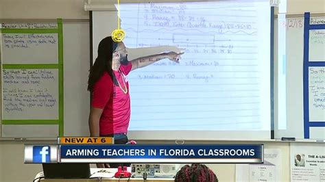 poll 80 of students in class say teachers with guns