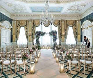luxury wedding venues receptions mayfair london
