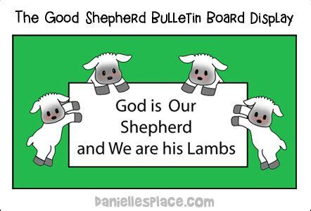 the 25 best the shepherd ideas on 678 | 7d3d9582495bcf61acd2da06a748b571 church bulletin boards bulletin board display