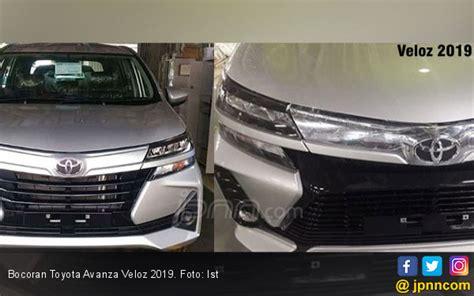 Toyota Avanza Veloz 2019 Photo by Ikut Bocor Ini Beda Toyota Avanza Dengan Veloz 2019