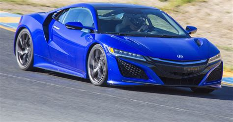 Acura Nsx Price 2015 by Honda Pegs Sky High Price To Acura Nsx Supercar