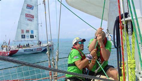 Clipper Race Light Wind Lottery >> Scuttlebutt Sailing News
