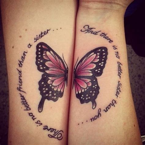 inspirational ideas  sister tattoos listing