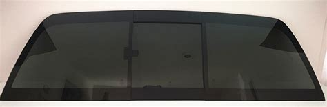 toyota tundra pickup sliding  window