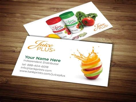 Juice Plus Business Card Design 6 Business Plan Example Pdf Restaurant Sample Names Fast Food Proposal Subject Line Cheap Cards Free Delivery Uk Excel Entrepreneur Marketing