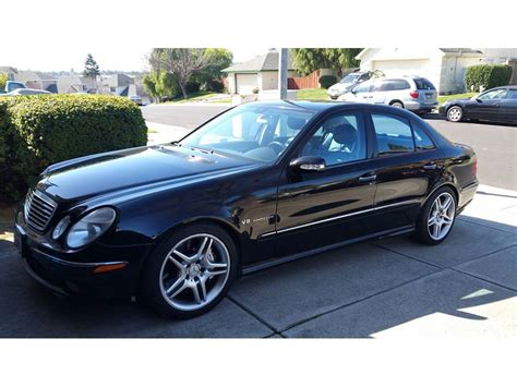 2003 E55 Amg by 2003 Mercedes E55 Amg For Sale By Owner In Vallejo