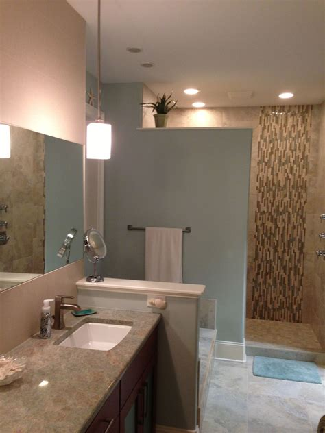 Spa Like Master Bathrooms by My New Spa Like Master Bath Home Bathroom