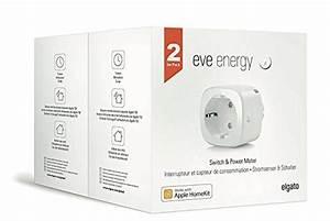 Apple Homekit Steckdose : eve energy 2er set smarte steckdose mit verbrauchsmessung apple homekit unterst tzung ~ Buech-reservation.com Haus und Dekorationen