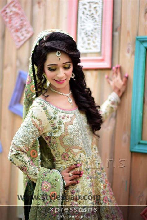 nikkah day bridal wedding dresses designs