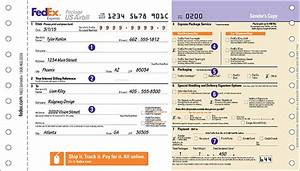 how to complete shipping labels and shipping documents fedex With create fedex shipping label online