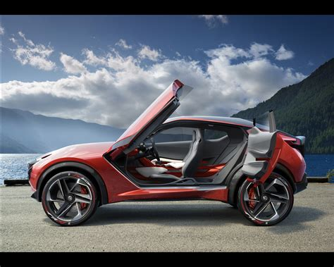 Nissan Gripz Hybrid Ev Concept 2018