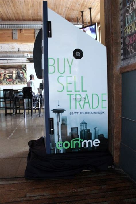 Bitcoin ATM Seattle United States