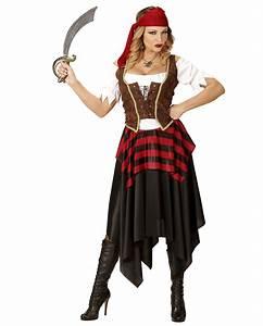 Damen Kostüm Piratin : mutige piratin kost m f r damen karneval universe ~ Frokenaadalensverden.com Haus und Dekorationen